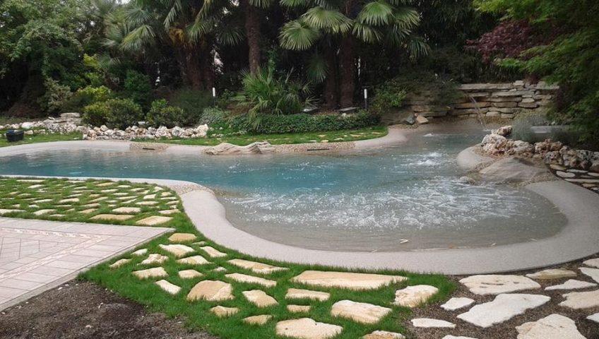 4 Motivi Per Scegliere La Piscina Naturale Biodesign Novero Giardini