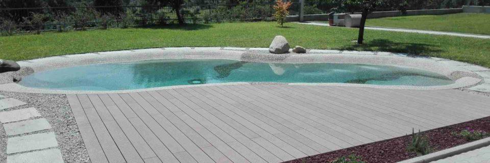 Creazione piscine