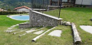 dove costruire la piscina in giardino