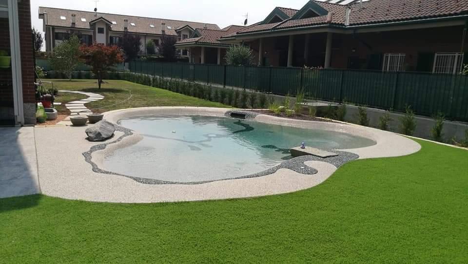 Quanto Costa La Piscina Interrata Da Giardino Per La Tua Prossima Estate Novero Giardini