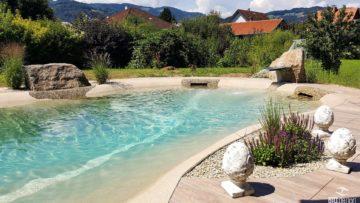 trasformazione piscina in Biodesign