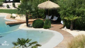 cosa sono le piscine naturali Biodesign